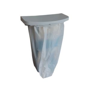 Suporte Plástico para Saco de Lixo