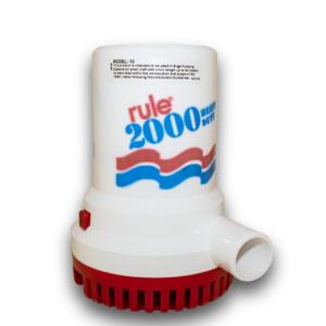Bomba de Porão 2000GPH