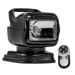 Holofote Portátil com controle remoto