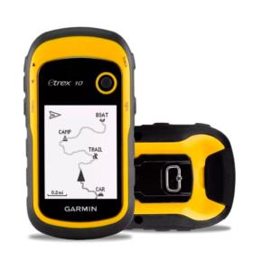GPS portátil e-Trex 10